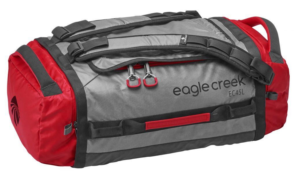 EC Cargo Hauler 45L red S16