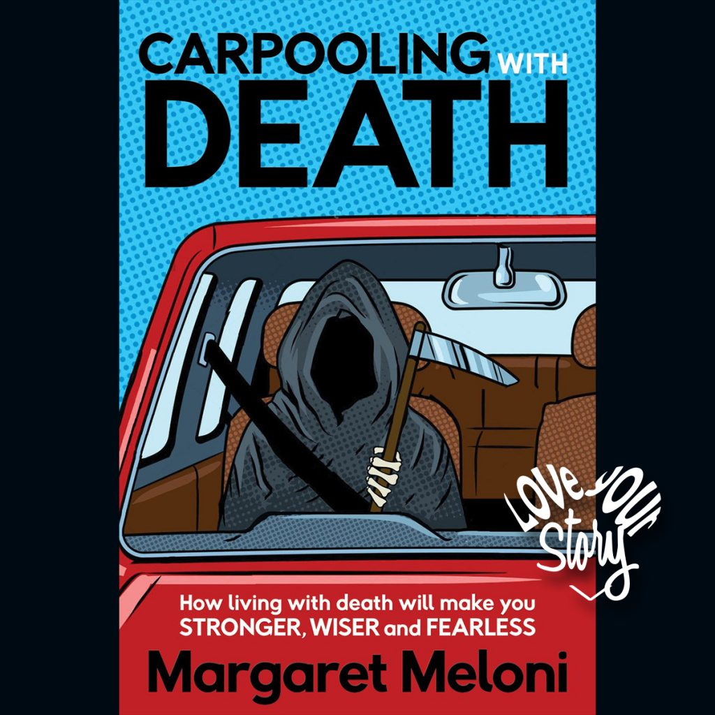 Episode 146 Carpooling With Death: Finding Peace in Loss - Interview