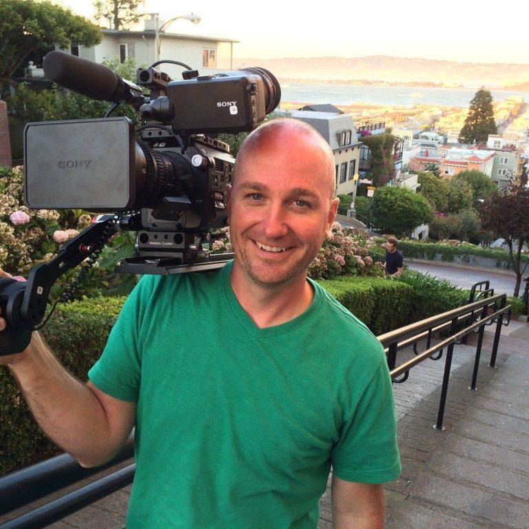 Matt w Camera